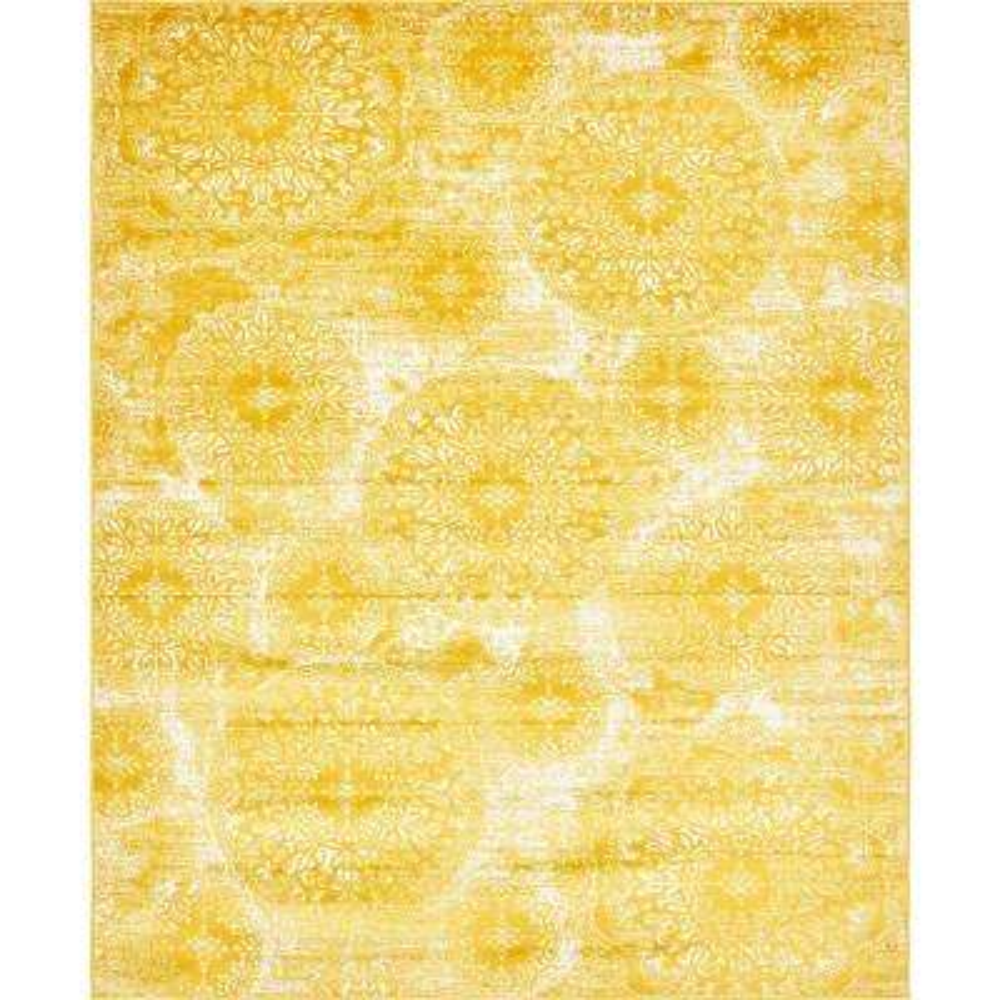 Sofia Yellow 8' x 10' Rug