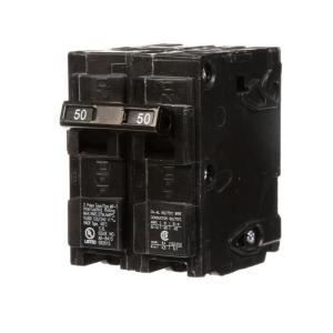 Crouse Hinds MP250 2 Pole 50Amp 120//240V Circuit Breaker by Siemens