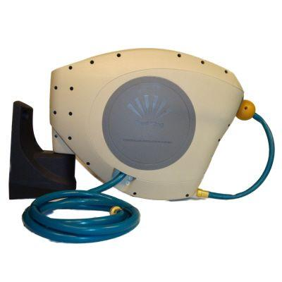 null 5/8 in. x 75 ft. Auto Winding Hose Reel-DISCONTINUED