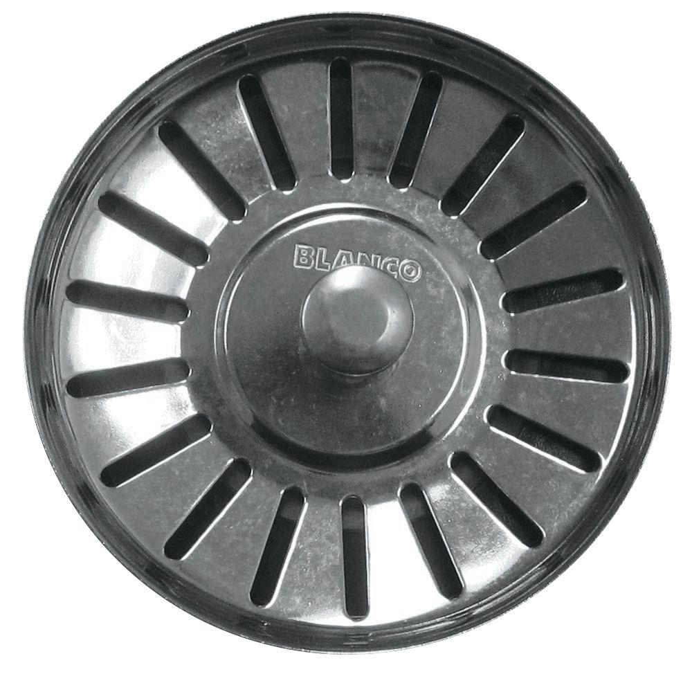 Good Blanco Sink Garbage Disposal Stopper And Strainer Unit