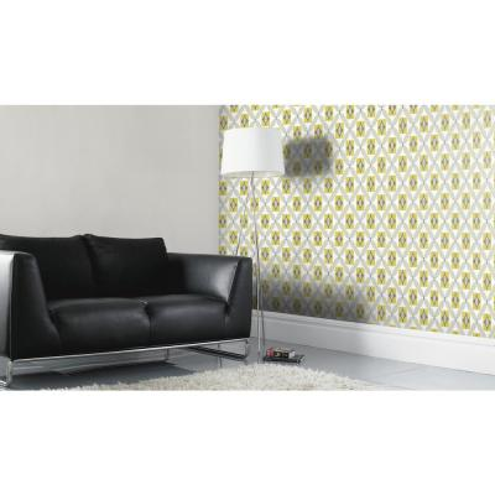 Quartz Yellow Wallpaper