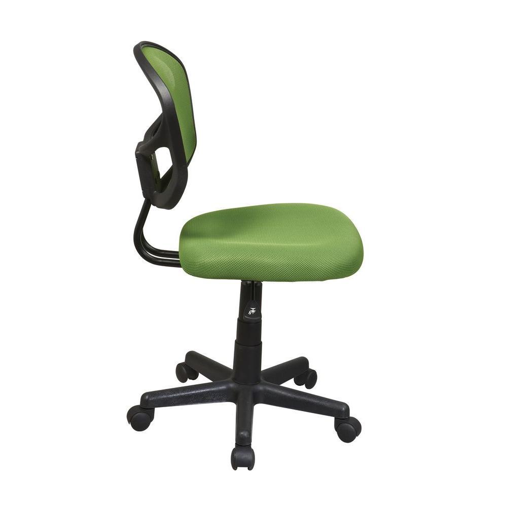 OSP Home Furnishings Green Office Chair EM39800-6