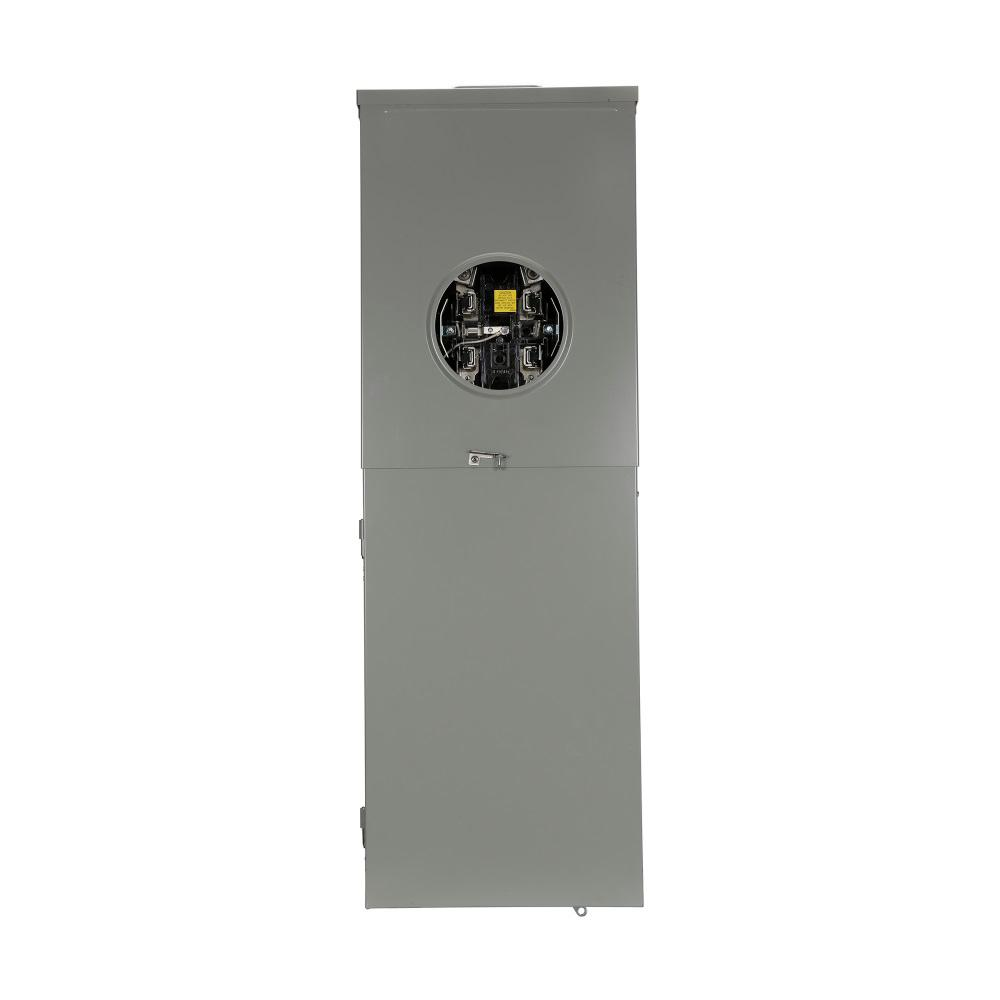 CH 200 Amp 32-Space 42-Circuit Non-EUSERC Meter Breaker Panel with Surface