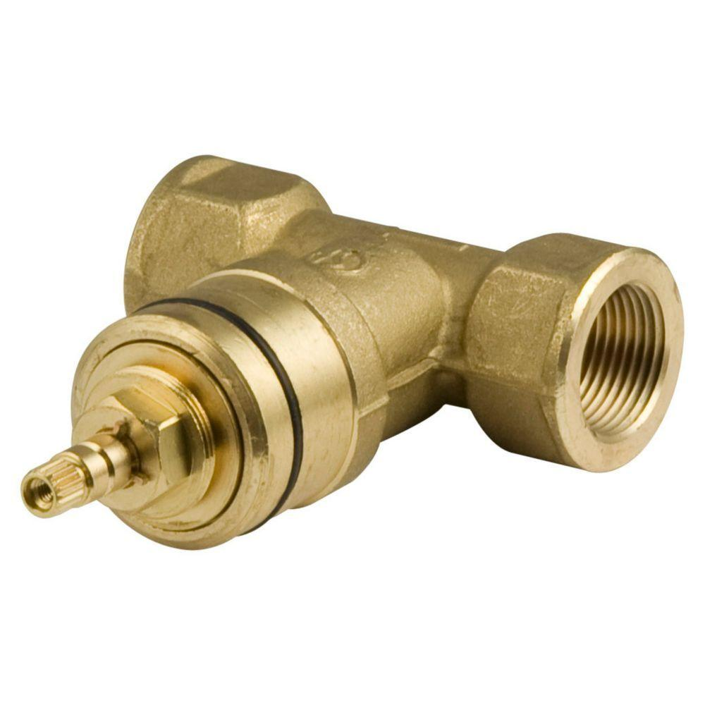 Universal 3/4 in. Thermostatic Volume Control Rough Valve