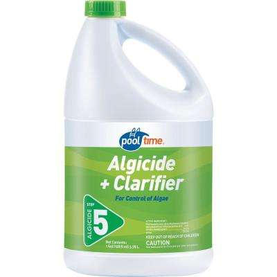 128 oz. Algicide and Clarifier