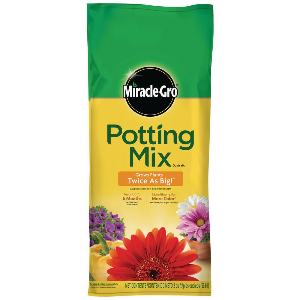 2 cu. ft. Potting Mix