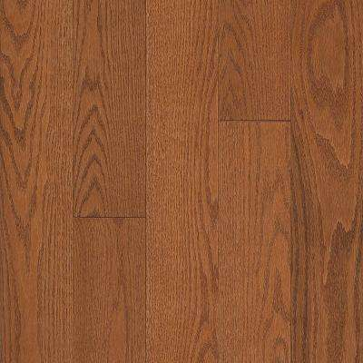 Take Home Sample - Oak Sunset Solid Hardwood Flooring - 5 in. x 7 in.