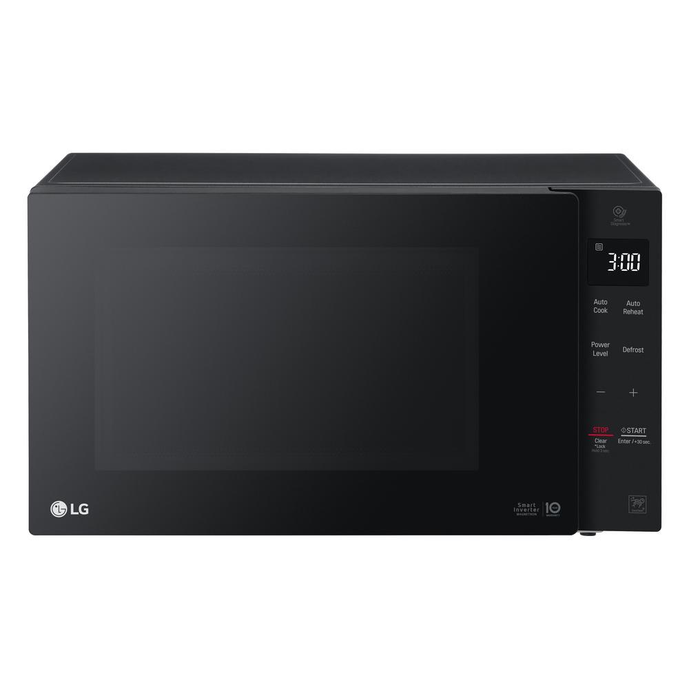 NeoChef 1.3 cu. ft. Countertop Microwave in Black