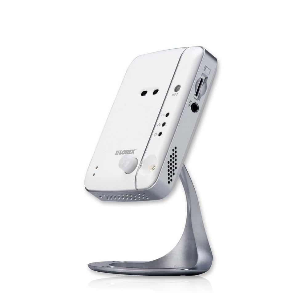 Lorex Vantage Stream Wireless 480 TVL Indoor Network IP Video Surveillance Camera