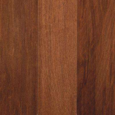 Take Home Sample - Foster Valley Amber Sienna Engineered Hardwood Flooring - 5 in. x 7 in.