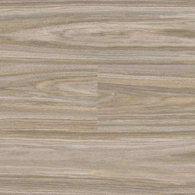 Petrified Wood Beige and Grey 8 in. Wide x 48 in. Length Click Floating luxury vinyl plank flooring (18.22 sq. ft./case)