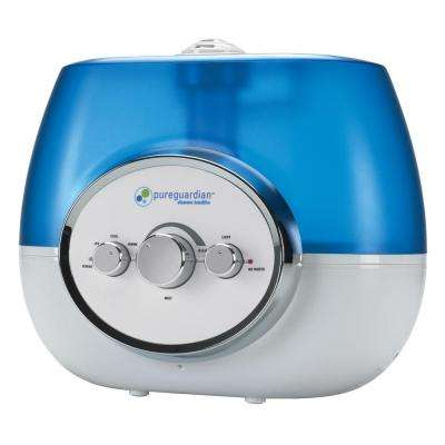 1.5 Gal. 100-Hour Warm and Cool Mist Ultrasonic Humidifier