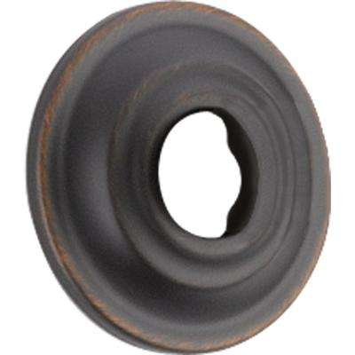 2-3/8 in. Cassidy Shower Arm Flange in Venetian Bronze