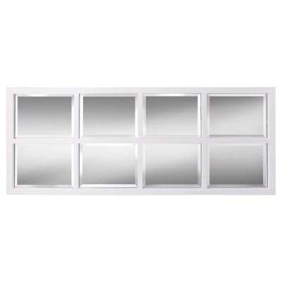 Stryker Rectangle White Mirror