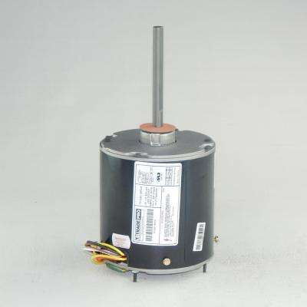 Replacement Condenser Fan Motor 1/2 HP Single Speed 825 RPM 230-Volt