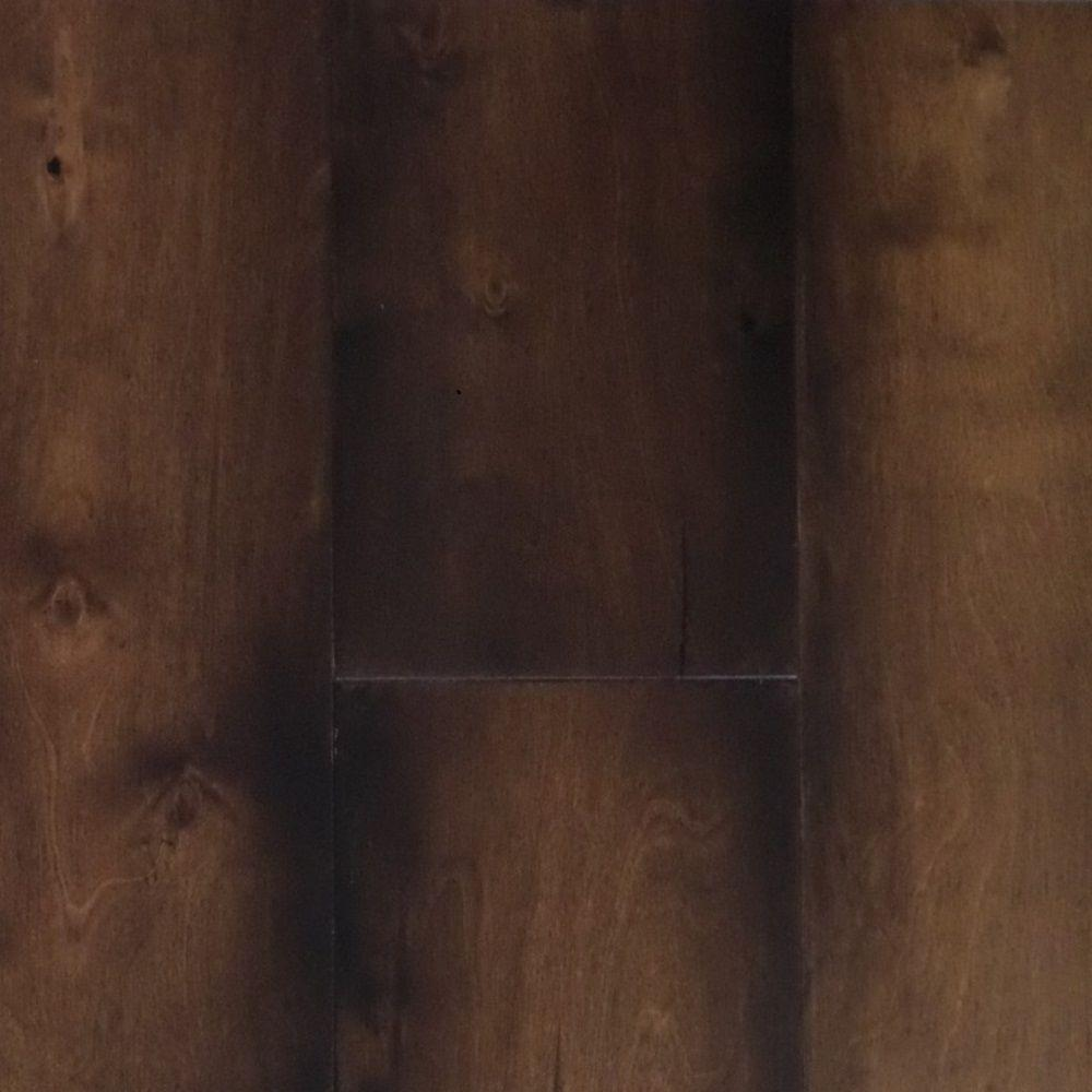 Samling Global Usa Balmoral Birch 3/8 In. Thick X 6 1/2 In. Wide X 47.64 In. Length Engineered Click Hardwood Flooring (23.64 Sq. Ft./case)