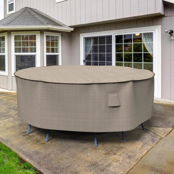 Extra Large Round Patio Table