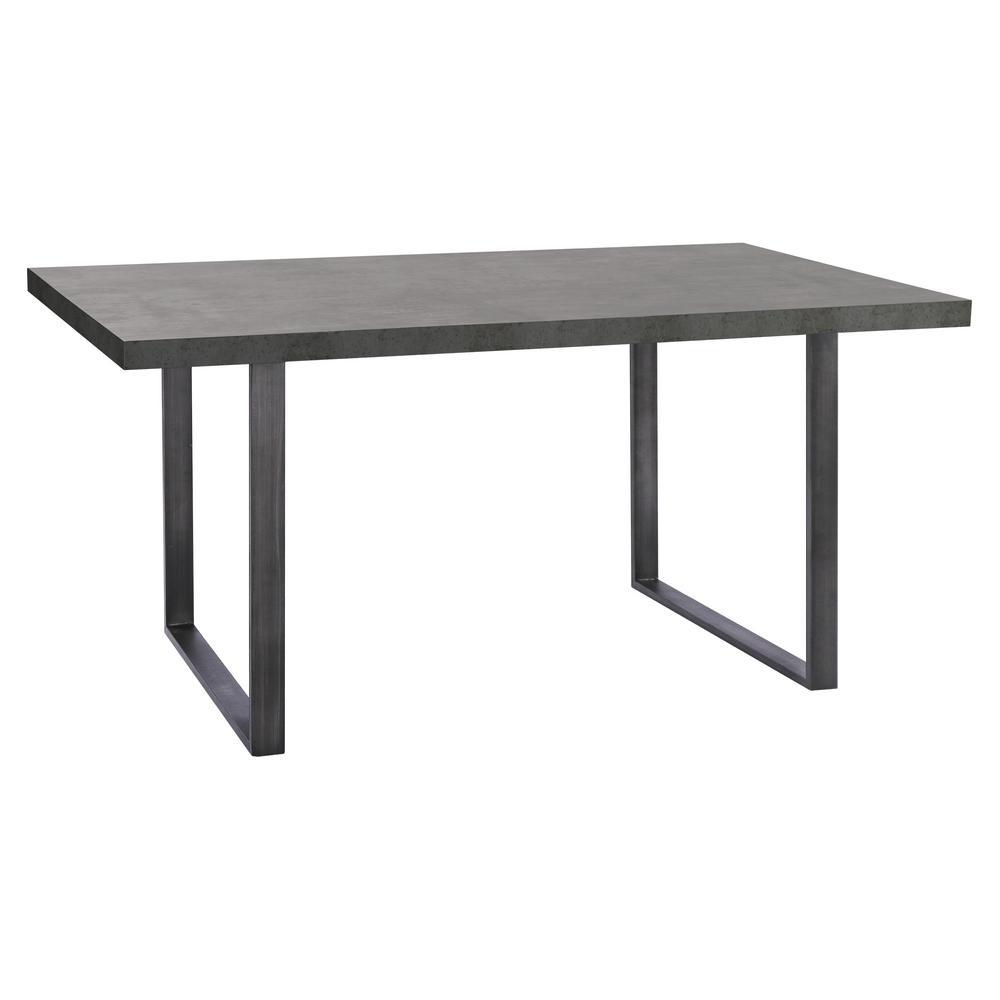 Newark Black Dining Table