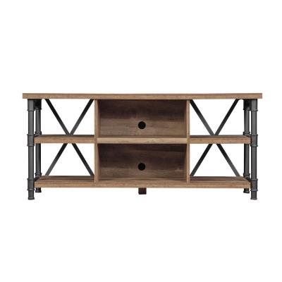 Irondale Autumn Driftwood Entertainment Center