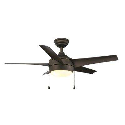 Brown light bulbs included flush mount ceiling fans with led oil rubbed bronze ceiling fan with light kit aloadofball Choice Image