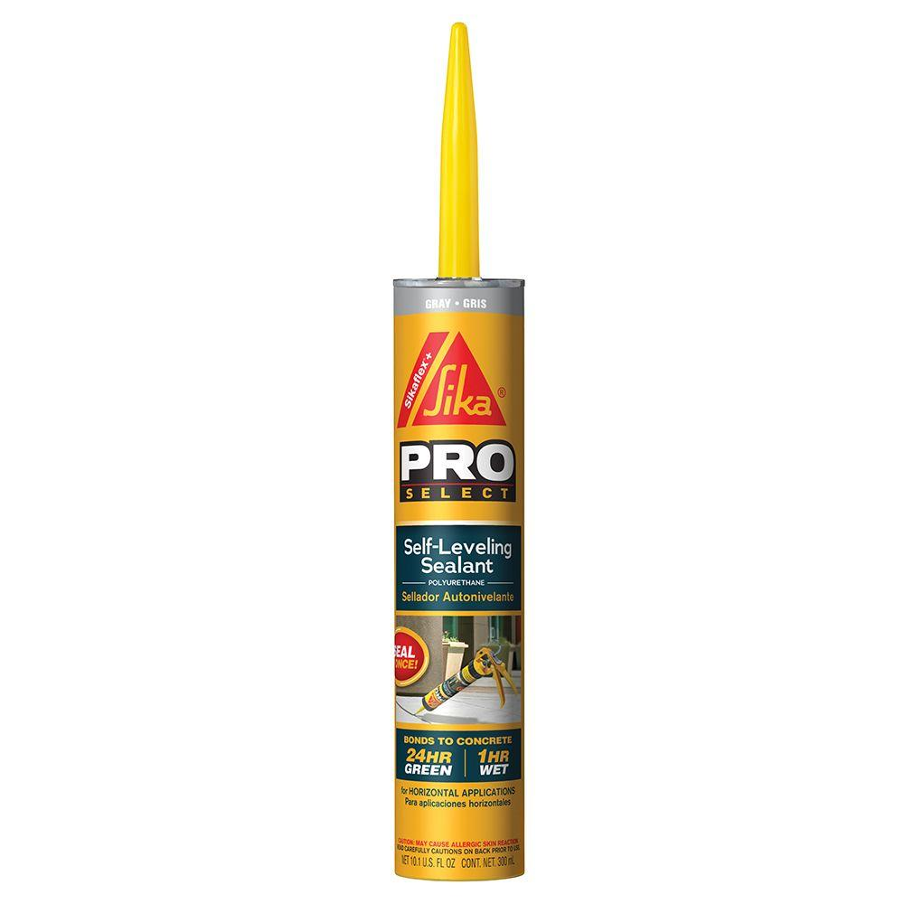 Cement Leveling Products : Sikaflex fl oz self leveling sealant gray