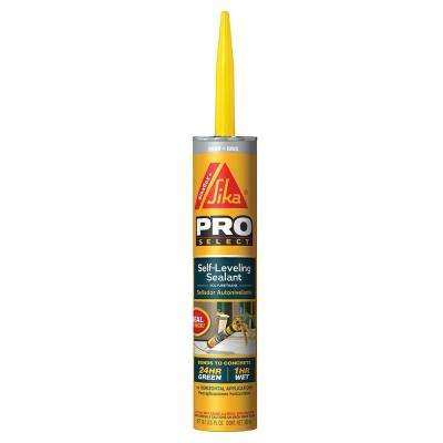 10.1 oz. Self-Leveling Concrete Sealant Gray