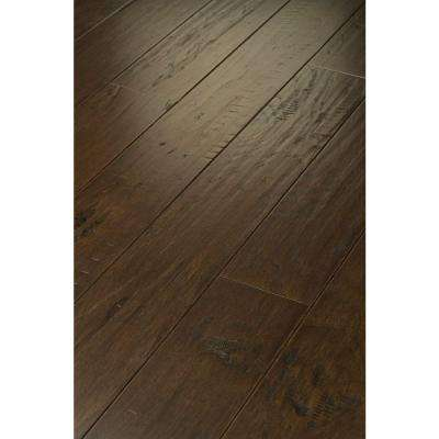 Western Hickory Saddle 3/8 in. Thick x 3-1/4 in. Wide x Random Length Engineered Hardwood (23.76 sq. ft. / case)