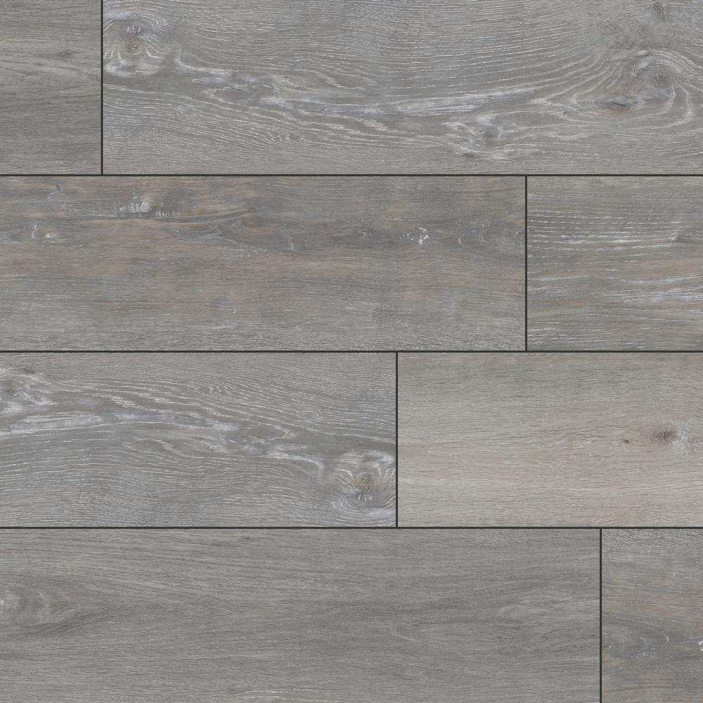 MSI Aubrey Sea Isle Gray 9 in. x 60 in. Rigid Core Luxury Vinyl Plank Flooring (48 cases/1077.12 sq. ft./pallet)