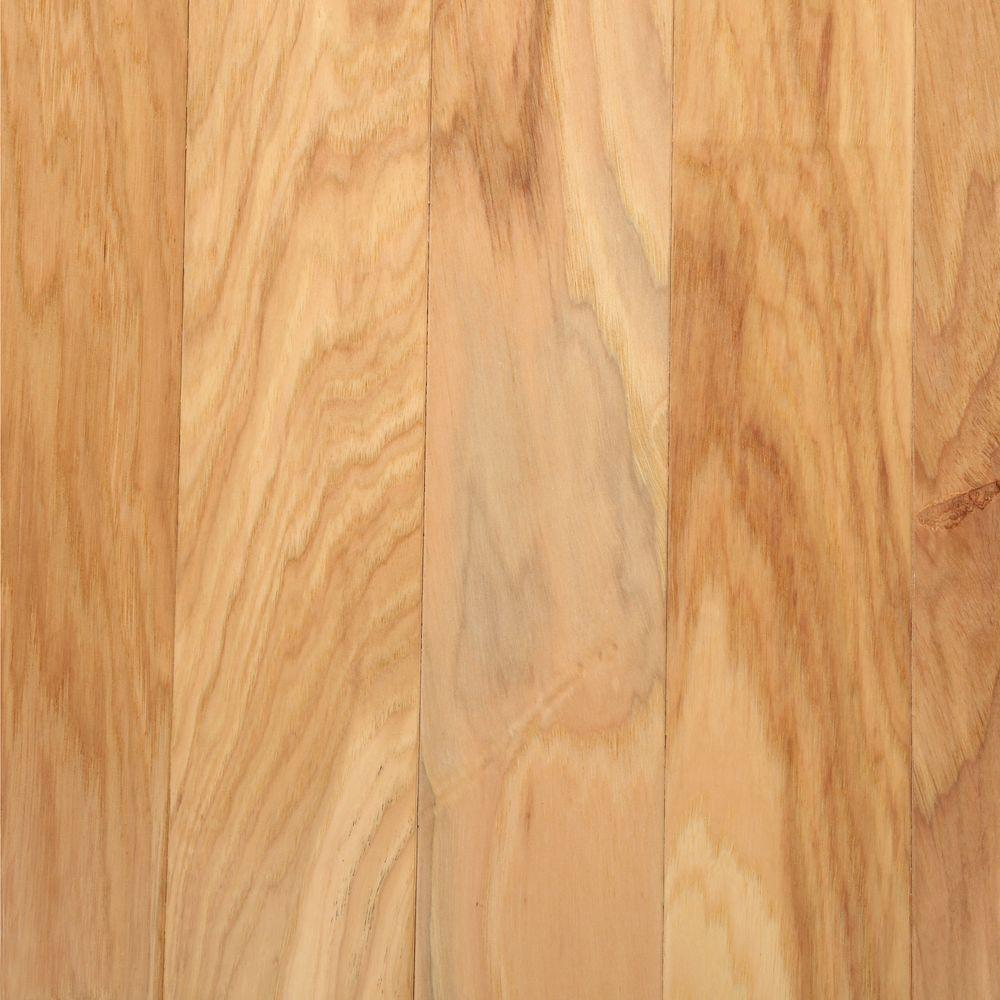 Bruce Hickory Rustic Natural 3 8 In Thick X Wide