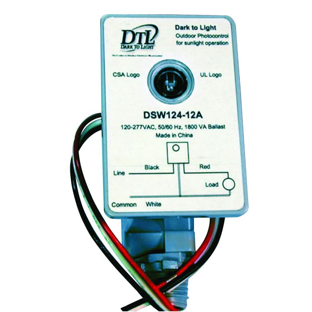 Photo Control Accessories Wiring Devices Light Controls The Swivel Series Electronic Wire In