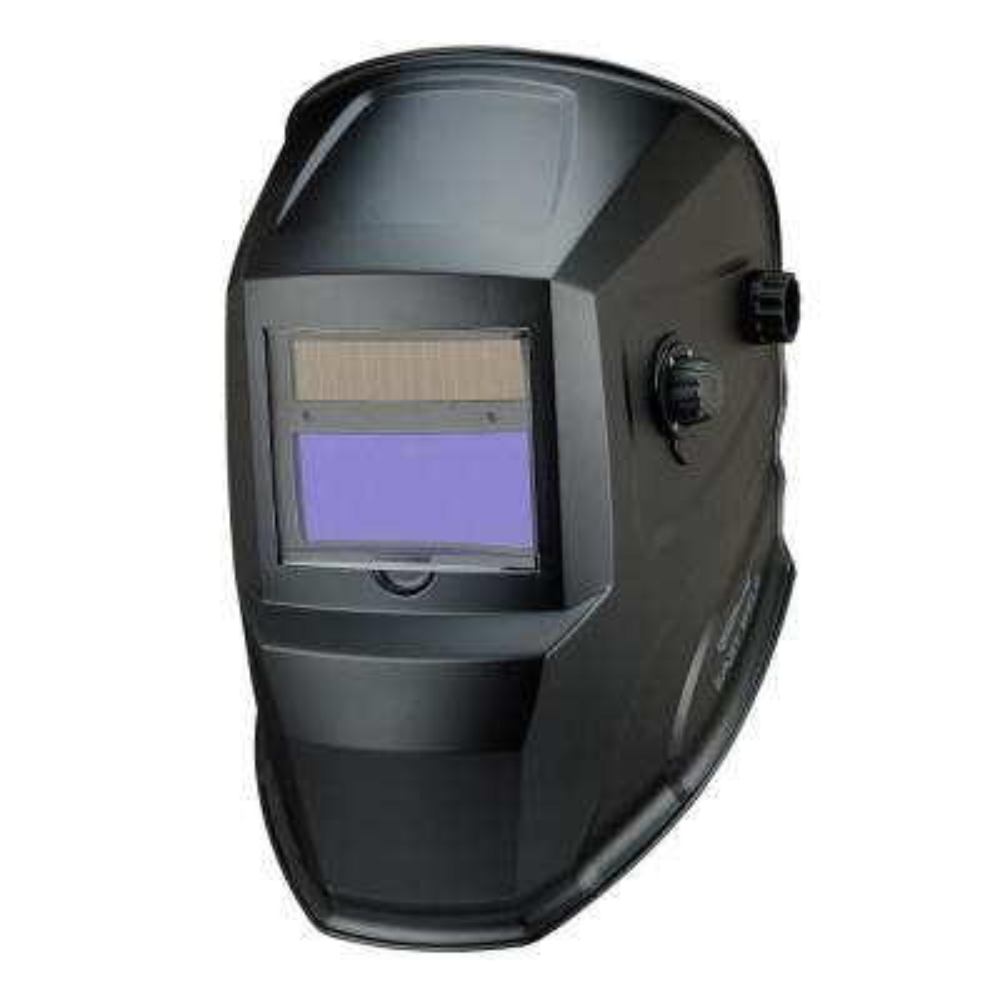 Easy Weld Black Matte ADF Helmet