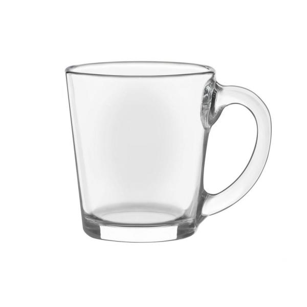 All Purpose 12-piece Glass Mug Set