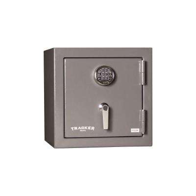 2.14 cu. ft. Steel Fire-Resistant Home Safe with Electronic Lock, Gray