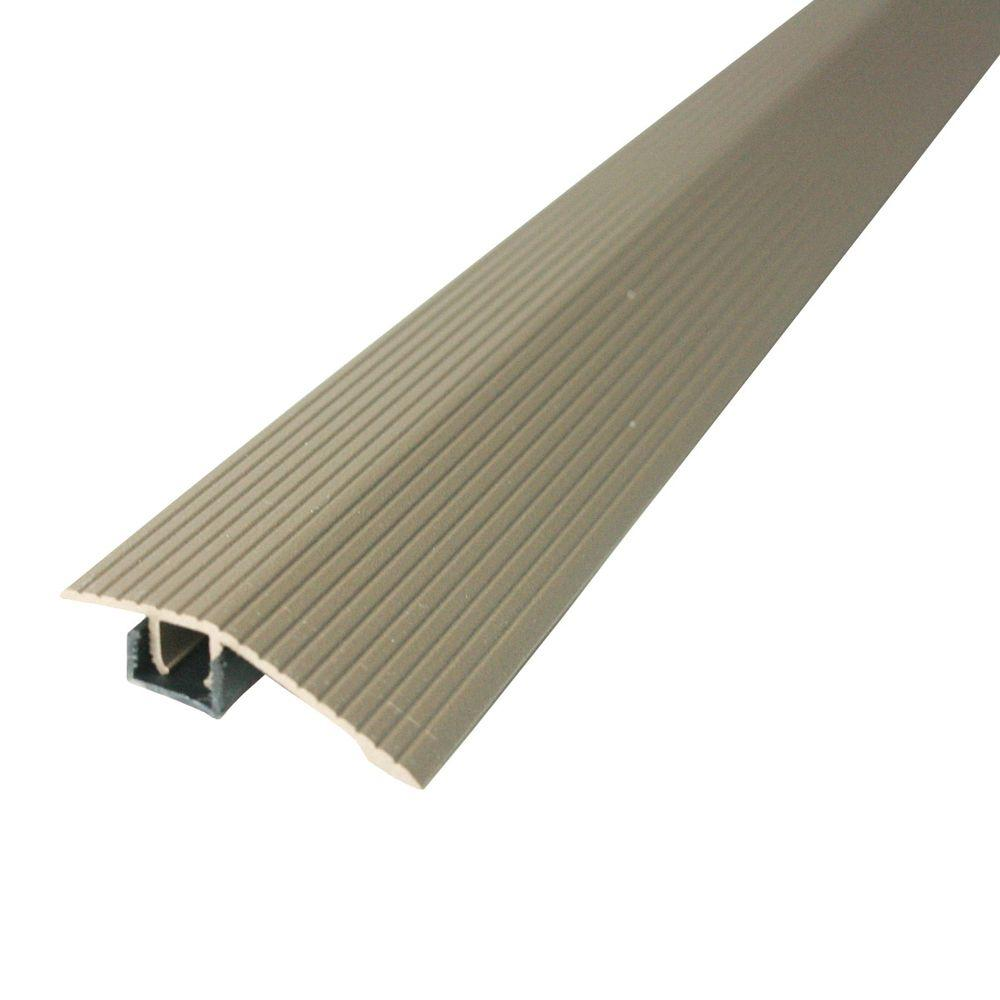 M-D Building Products Cinch 1.8125 in. x 36 in. Spice Fluted ...