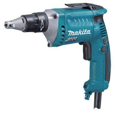 6 Amp 4000 RPM 1/4 in. Drywall Screw Gun