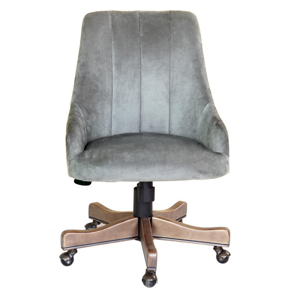 Charcoal Grey Shubert Chair