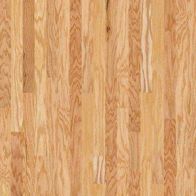 Bradford Oak Natural Oak 3/8 in. Thick x 3-1/4 in. Wide x Random Length Engineered Hardwood Flooring (23.76 sq.ft./case)