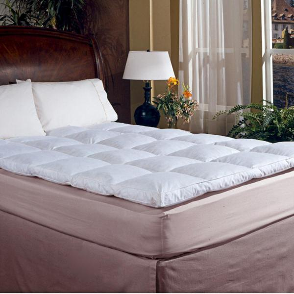 Blue Ridge Classic 2 in. Gusset Full Featherbed 706102