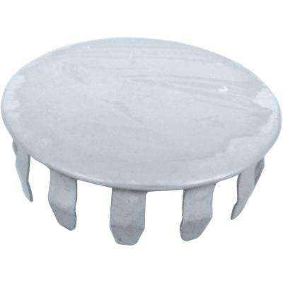 1-1/2 in. Snap-In Sink Hole Cover, Stainless Steel
