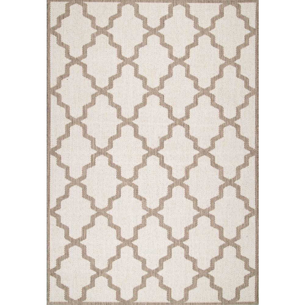 NuLOOM Gina Moroccan Trellis Tawny 6 Ft. 3 In. X 9 Ft. 2