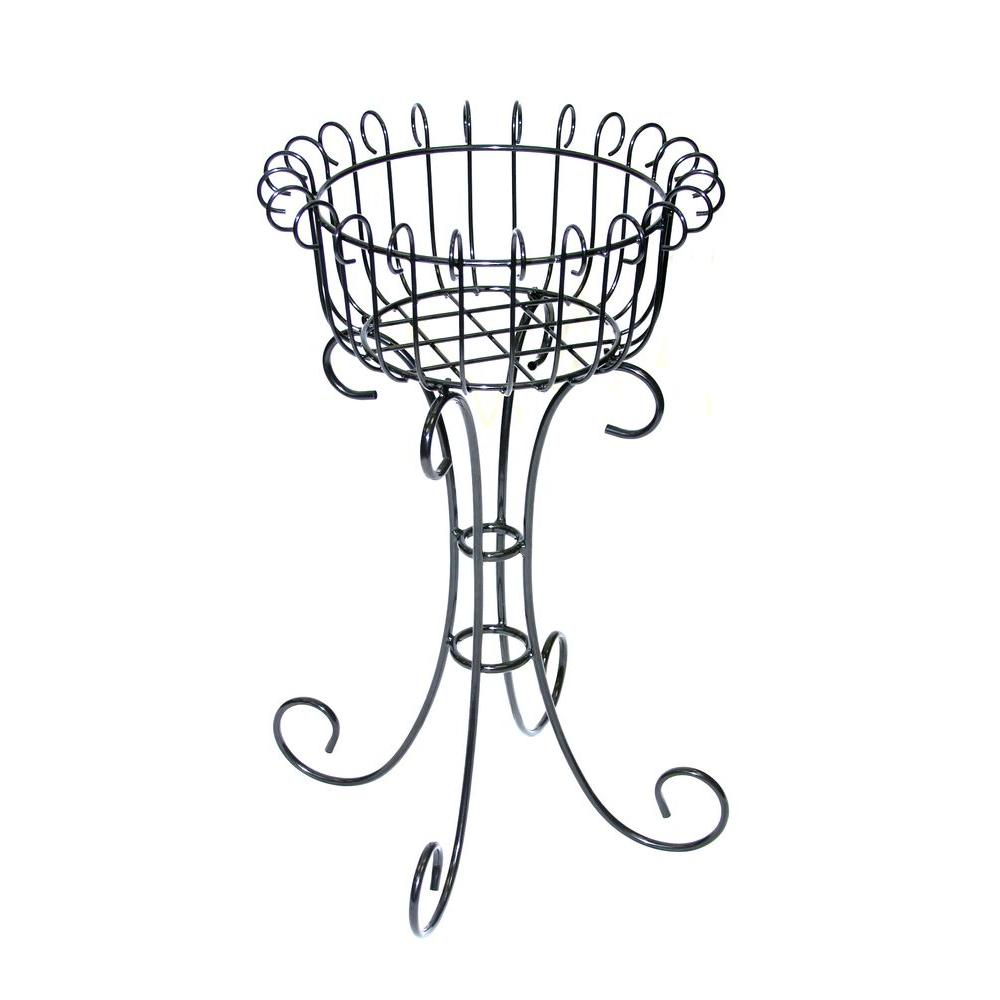 Patio Life 30 in. French Plant Stand