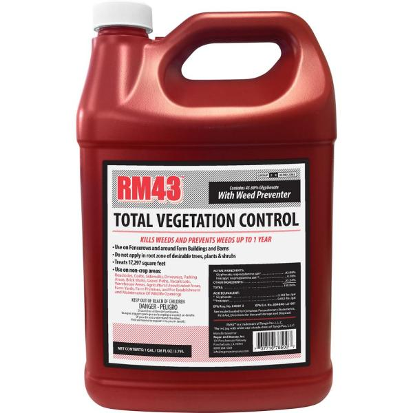 1 Gal. Total Vegetation Control, Weed Killer and Preventer Concentrate