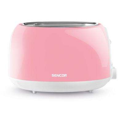2-Slice Pastel Red Toaster