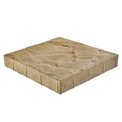 Taverna Square 16 in. x 16 in. x 2 in. San Marcos Blend Concrete Step Stone (72 Pieces/124 sq. ft./Pallet)