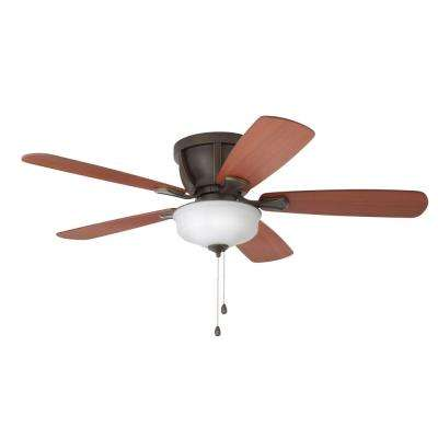 Classic large room 1 light best rated ceiling fans with led oil rubbed bronze ceiling fan aloadofball Choice Image