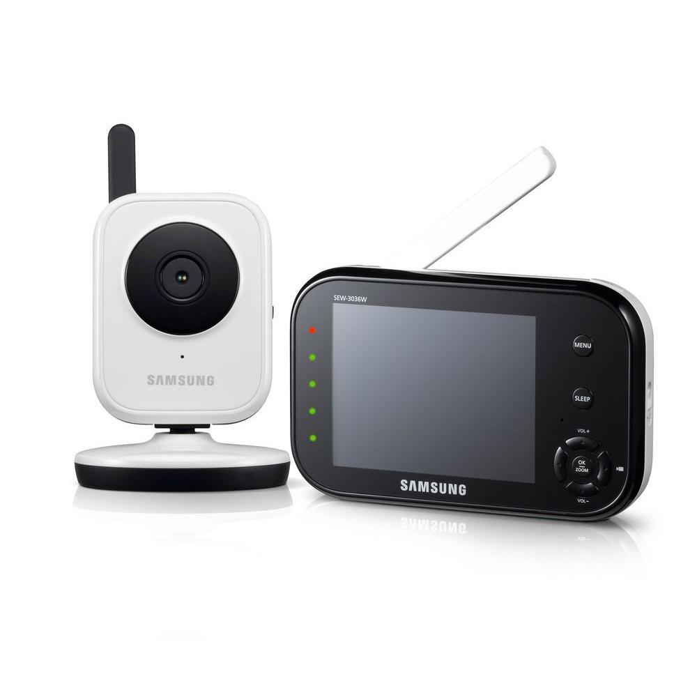 Samsung SEW-3036 Watt Baby Monitoring System-DISCONTINUED