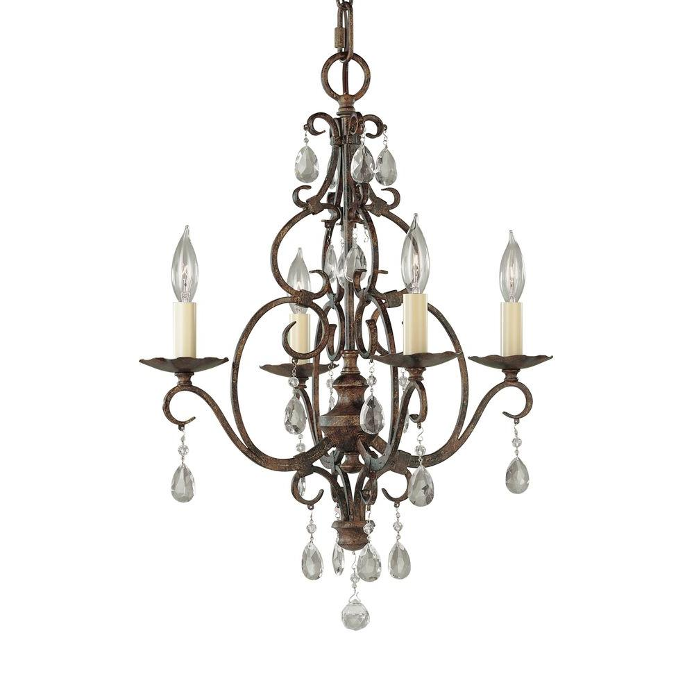 Feiss chateau 4 light mocha bronze mini chandelier f19044mbz the feiss chateau 4 light mocha bronze mini chandelier aloadofball Gallery