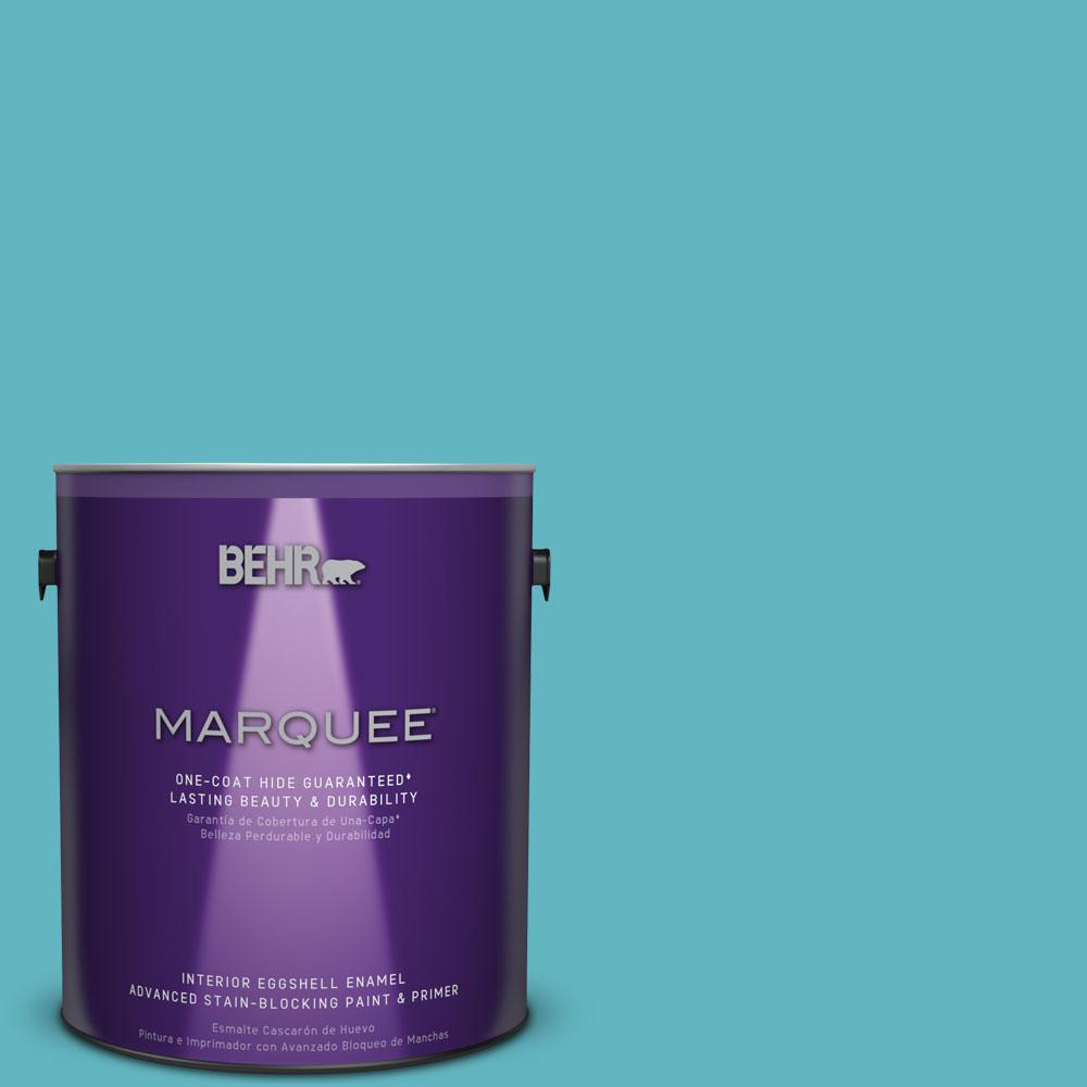 1 gal. #MQ4-51 Adonis One-Coat Hide Eggshell Enamel Interior Paint