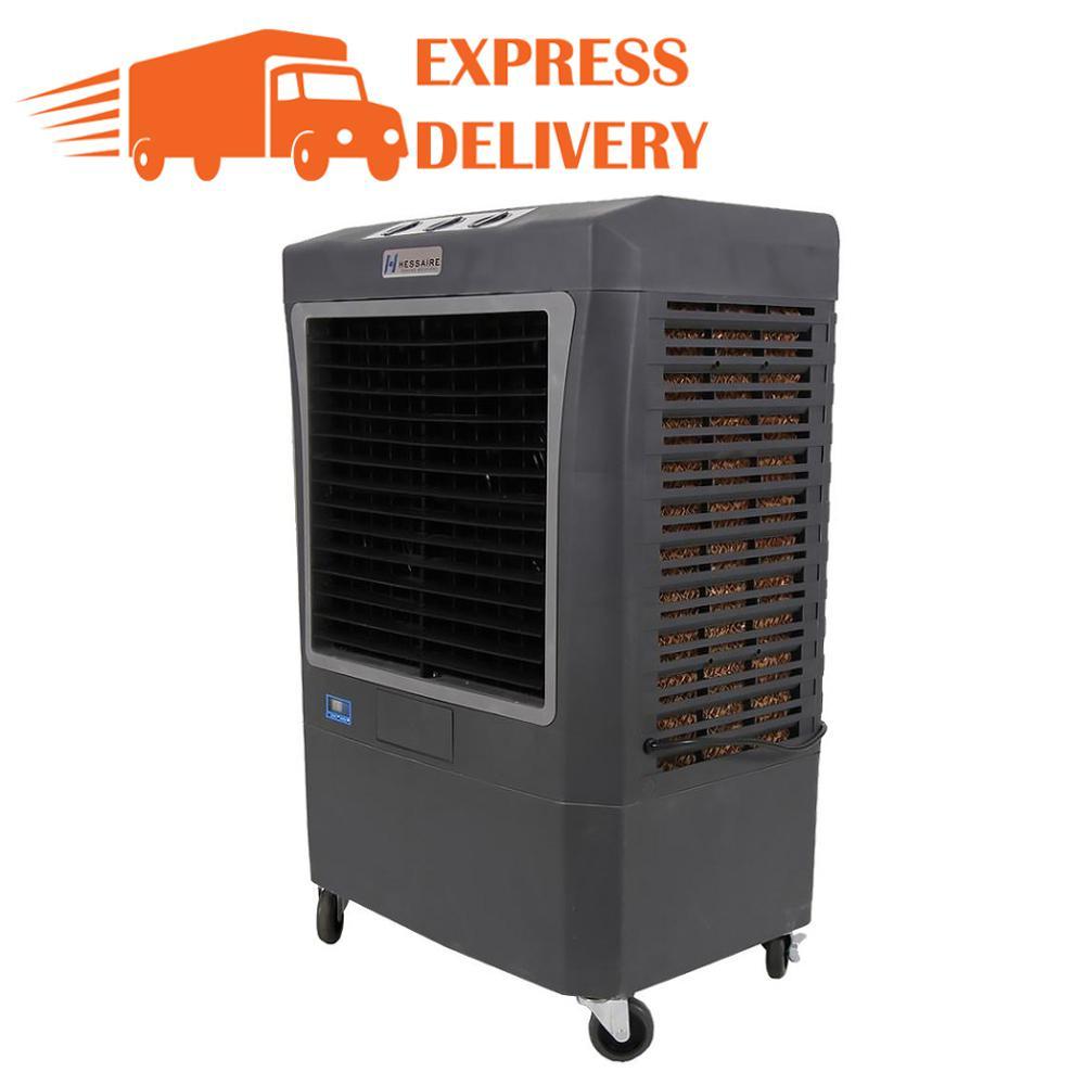 Hessaire 3,100 CFM 3-Speed Portable Evaporative Cooler (Swamp Cooler) for 950 sq. ft.