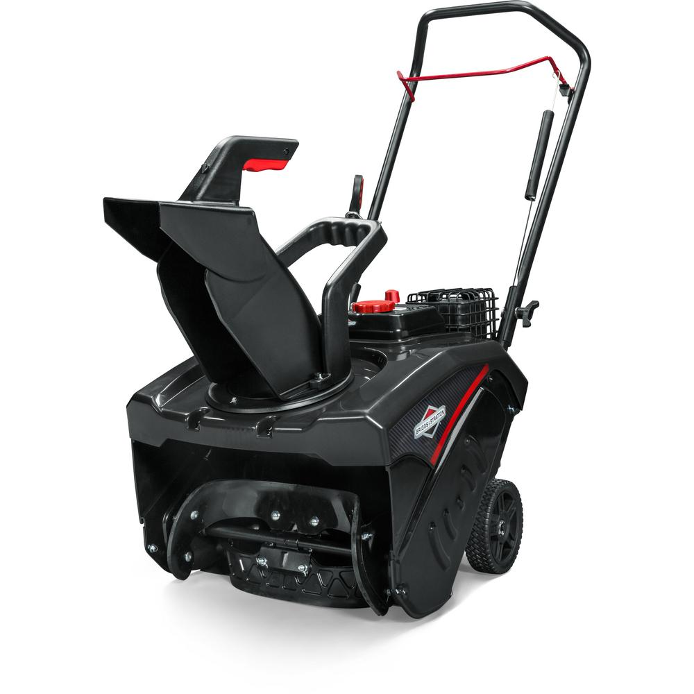 Briggs & Stratton 18 in. 127 cc Single-Stage Gas Snow Blower
